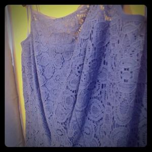 Blue The Limited size 12 (new without tags)